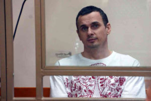 Олег Сенцов. Фото з Вікіпедії