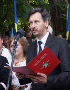 д-р Григорій Купріянович. Фото Христини Заник