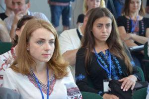 ▲ Учні ґурово-ілавецької школи зустрілися з українськими журналістами. Фото автора статті